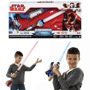 Star Wars Extending Lightsaber 2 In 1 + Lights & Sound Fx - Large Light Saber Uk