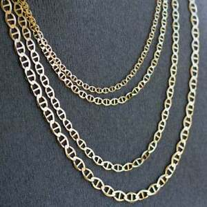 Solid-14K-Yellow-Gold-Anchor-Chain-Mariner-Yellow-Gold-Chain-Necklace