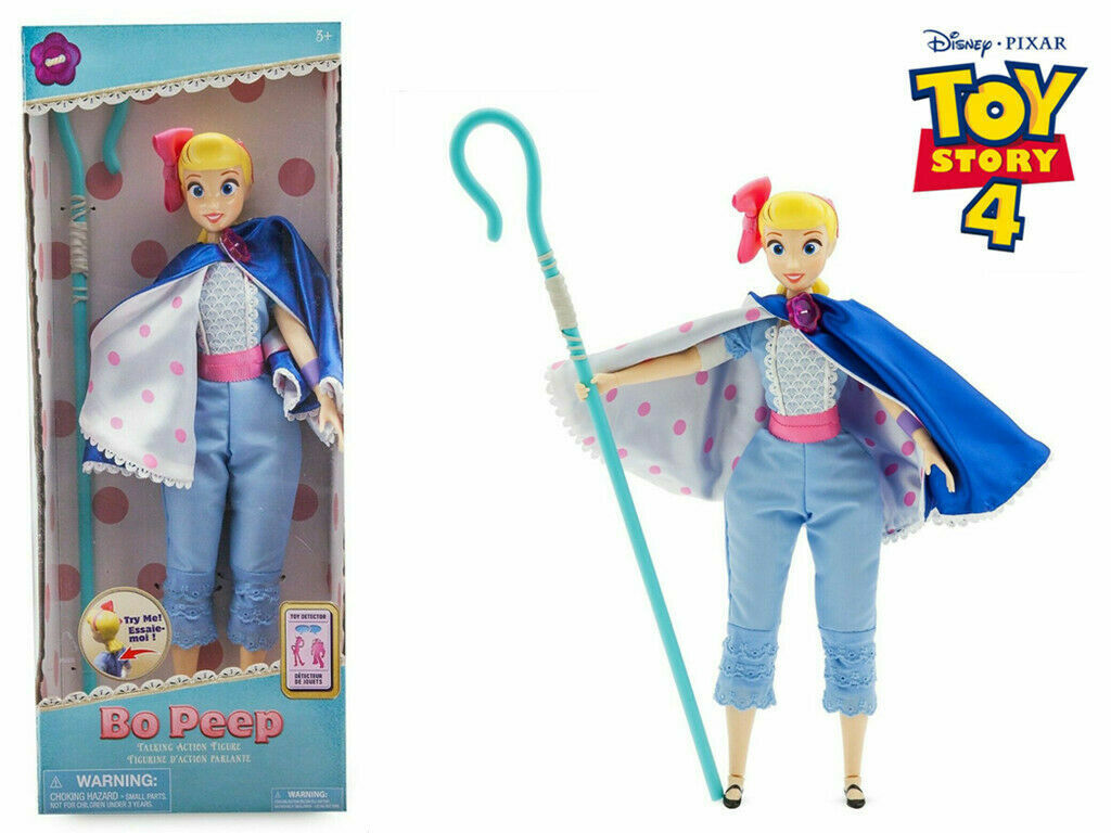 Details About Disney Pixar Toy Story 4 Bo Peep Andy S Friend Talking Model Figure Doll Toys