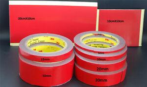 3M-VHB-4611-Ruban-Adhesif-Mousse-Construction-Metallurgie-Montage-Voitures