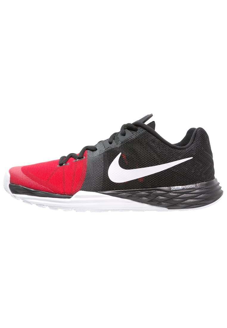 70ddf52eadf Nike Nike Nike Mens Train Prime Iron DF Cross Trainer Black White University  Red