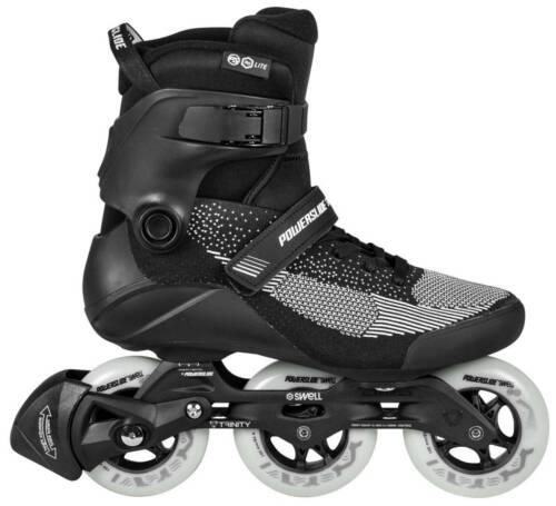 Powerslide Swell Lite Black 100 Trinity Fitness Inline Skates schwarz NEU 110006