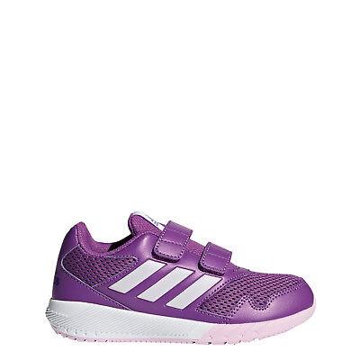 Adidas Kids Girls Running AltaRun Shoes Sporty Fashion Trainers New CQ0032