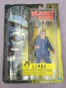 Planet-der-Affen-Figur-Limbo-mit-Fesseln-2001-Hasbro-Neu-amp-Ovp