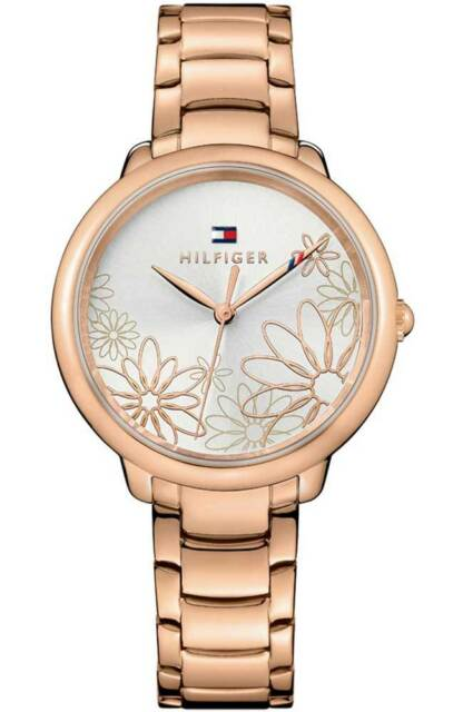 ce643c0ba333 TOMMY HILFIGER 1781780 Rose Gold-Tone Stainless Steel 36mm Women s Watch