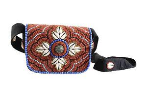 tibetane della cowrie borsa e Perle borsa del d67wpd0x