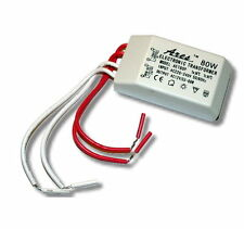 LED SMD Halogen Light Transformer Power Supply Driver 80W 12V for MR16 MR11 - UK