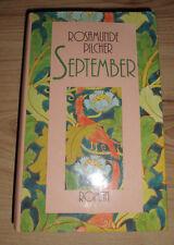September - Rosamunde Pilcher (Bertelsmann / Rowohlt, 1991)