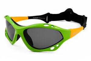 Seaspecs Retro Polarized Water Sport Sunglasses l FREE CASE & STICKERS