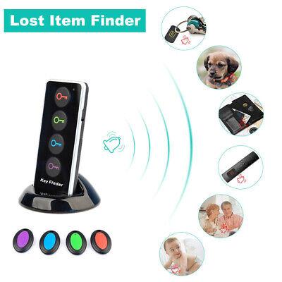 4 Empfänger NEU 4-IN-1 Schlüsselfinder Keyfinder Funk Schlüssel Finder Sender