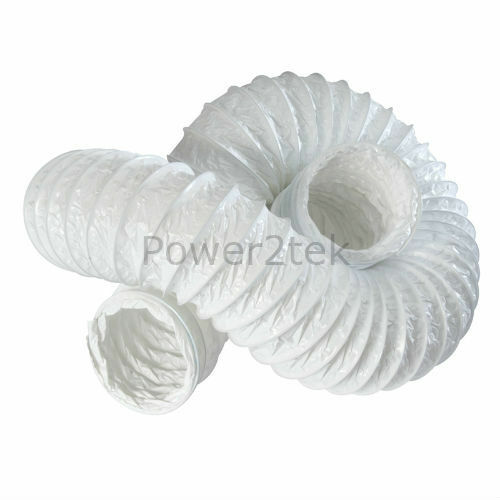Vent Hose 10cm x 3m for Hotpoint TL61N TL61P TL61PE Tumble Dryer 4/""