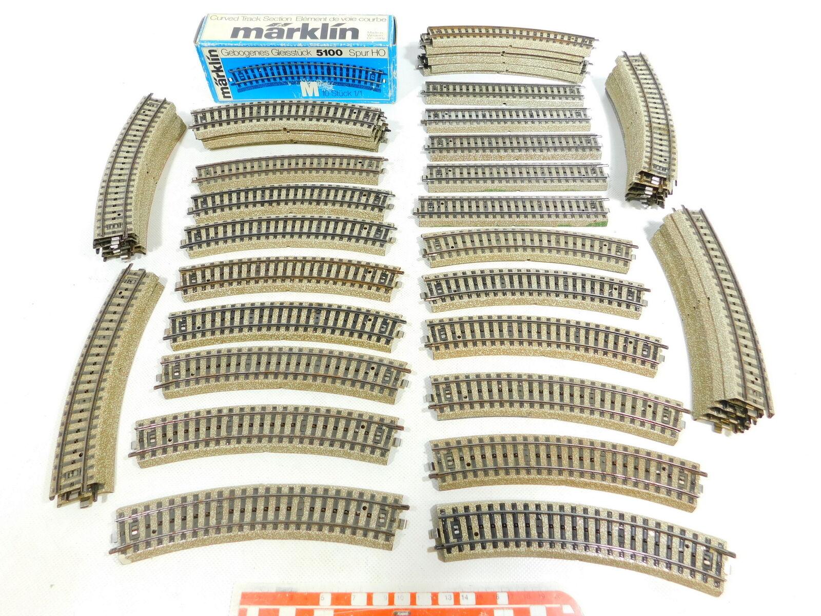 Bx523-3  49x Märklin h0 ac M-vía ferrocarril 5100 5106; buena elección 2.; 1x OVP