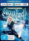Sucker Punch (Blu-ray, 2011, 2-Disc Set)