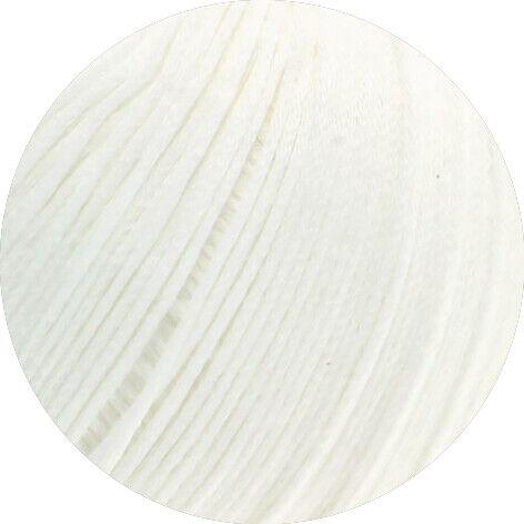 Cashair Fb.16  weiß 50 g Wolle Kreativ Lana Grossa