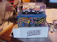 Hot Wheels HWC Marvel Captain America 75th Anniversary Special Limited Edition