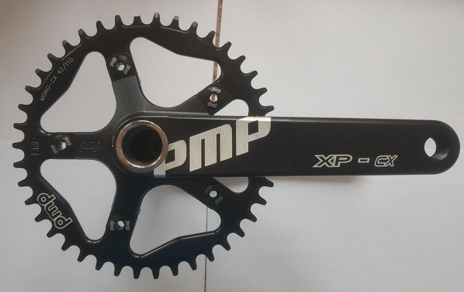 New PMP Crankset   XP -CX 175 mm  Made in Italia
