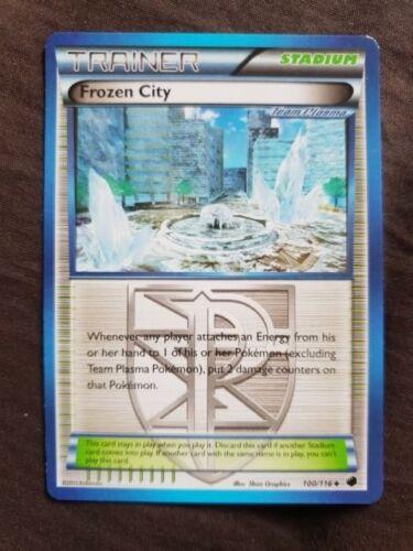 Pokemon Cards Plasma Freeze Make Your Selection