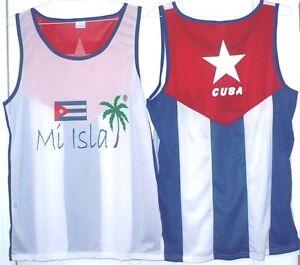 CUBA-TANK-TOP-034-MI-ISLA-034-IN-FRONT-FLAG-ON-BACK