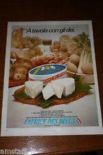 AG4=1972=CAPRICE DES DIEUX FORMAGGIO=PUBBLICITA'=ADVERTISING=WERBUNG=