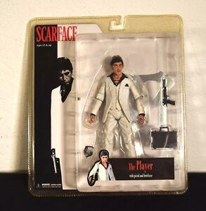 Mezco Scarface Toys - Le Joueur Et Les Figurines Al Pacino