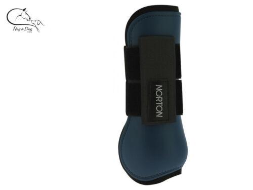 Ekkia Tendon Fetlock Boots Horse Shock Absorb Protection Set *4 All Colours Size