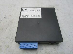 OPEL ZAFIRA B (A05) Steuergerät IDS 13104879 Fahrwerk