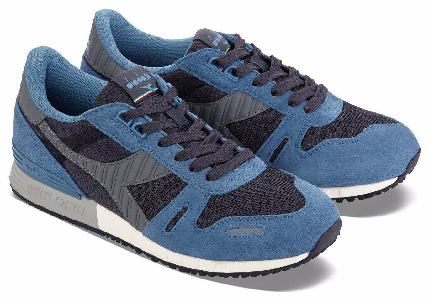 NEW Diadora Mens Diadora Titan II BLUE HAVEN C6252