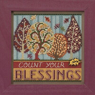 Goldfinch Cross Stitch Kit Mill Hill 2017 Buttons /& Beads Spring MH141712