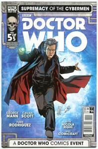 1st 12th Tardis NM 2016 Titan Sci-fi DOCTOR WHO #5 C more DW in store