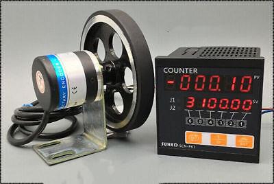 Digital display length counter Intelligent photoelectric sensor length meter