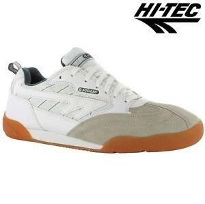 Image is loading Mens-HI-TEC-SQUASH-Badminton-Classic-Retro-Running-