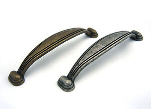 Juste Antique Style Kitchen Cabinet Door Handle Drawer Pulls 96mm Hardware - H096003 Les Consommateurs D'Abord