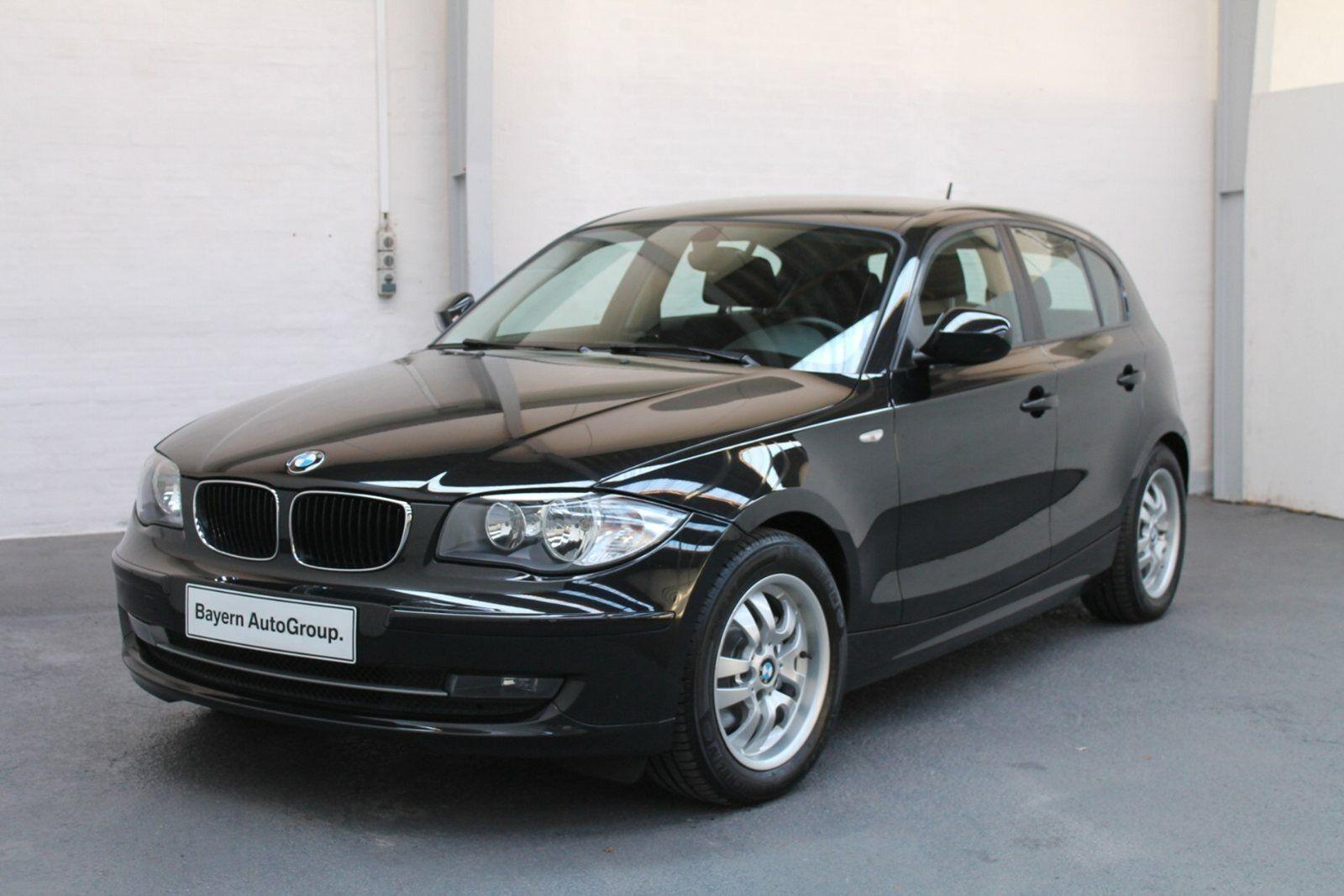 BMW 118d 2,0 Advantage Steptr. 5d