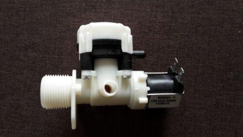 Geschirrspüler Zanker Zanussi Magnetventil 1fach 90 Grad  11 mit Druckdose NEU