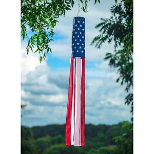 American-Flag-Windsock-Show-United-States-Patriotic-USA-Windsock-Fashion