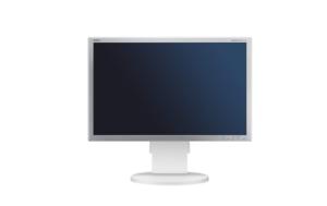NEC-MultiSync-EA241WM-61cm-24-034-TFT-DVI-VGA-LCD-Monitor-Display-ohne-Standfuss