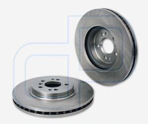 2-Bremsscheiben-MERCEDES-M-Klasse-W164-R-Klasse-W251-vorne-Vorderachse-330-mm