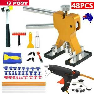 48-AU-PDR-Paintless-Dent-Puller-Lifter-Hail-Removal-Tools-Car-Body-Kit-Glue-Gun