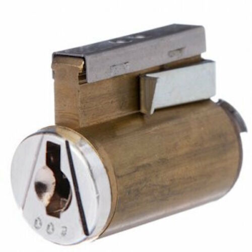 Lockwood Type Door Lock Cylinder 530003 Keyed To Fire Brigade #003 Key-Free Post