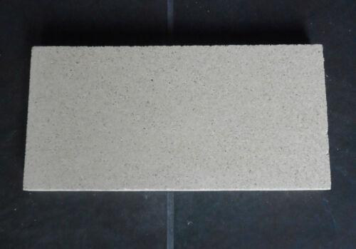 Feu de briques pour s/'adapter Dunsley HIGHLANDER 7 enviroburn Poêle Haut Cloison Brique