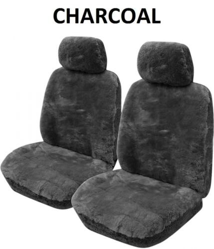 25mm Sheepskin Seat Covers to suit Ford Falcon all models 2000-on 5 colours.