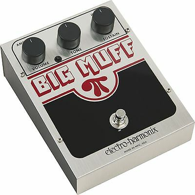 Electro-Harmonix Classic Big Muff Pi Fuzz Pedal Free Domestic USPS Priority