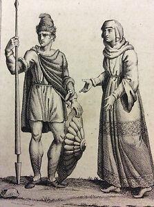 Engraving-on-Wood-Wear-Anglo-Saxon-England-18th-United-Kingdom