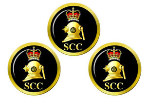 Mer-Cadets-SCC-Plongeur-Badge-Marqueurs-de-Balles-de-Golf