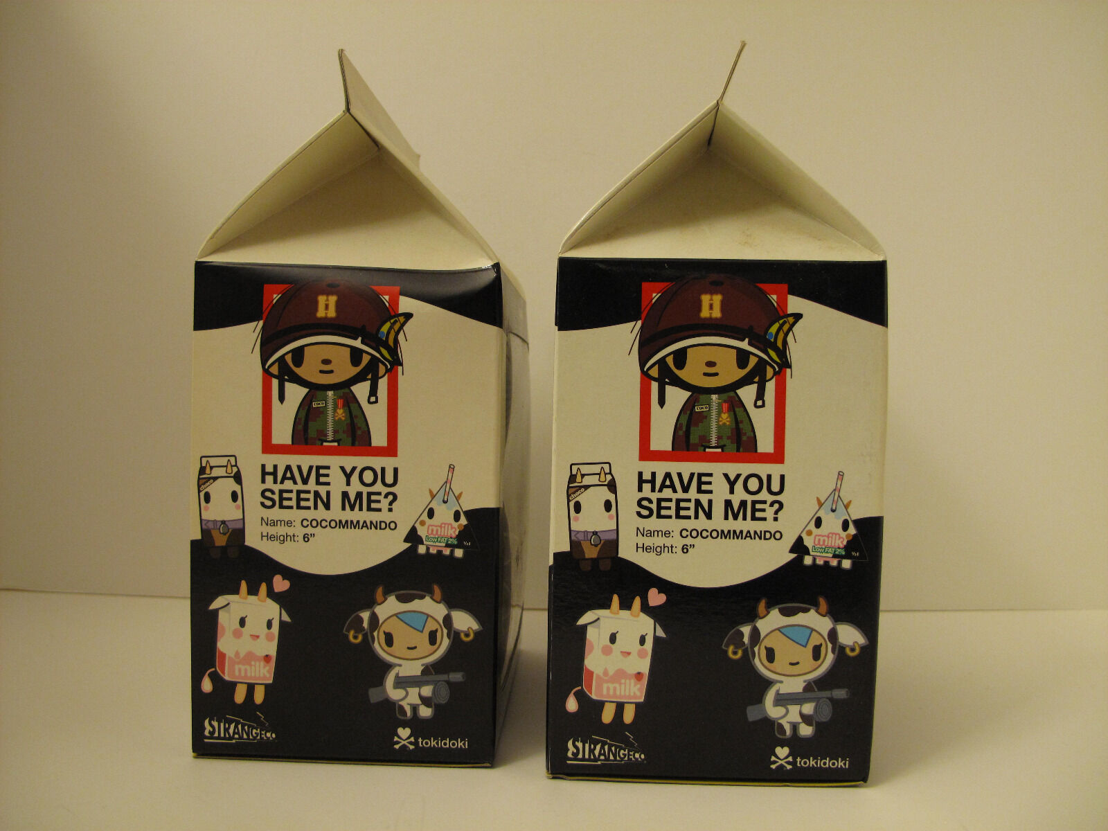 Tokidoki Moofia Bulletto and Grey Scale SDCC LIMITED Version Version Version  by Strangeco 955933
