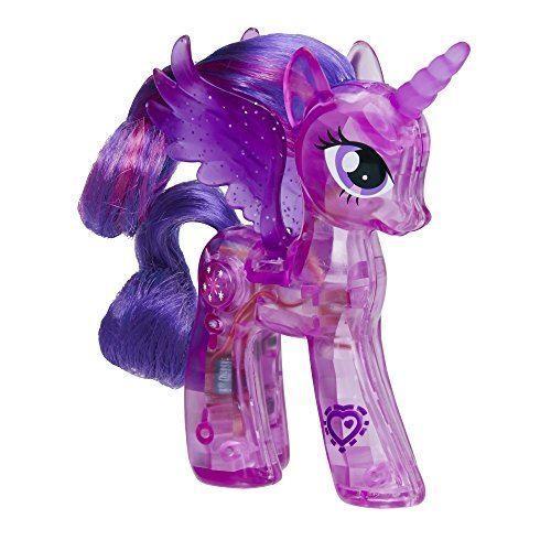 Mon petit poney twilight sparkle lumineux Explorer Equestria Light Up Doll