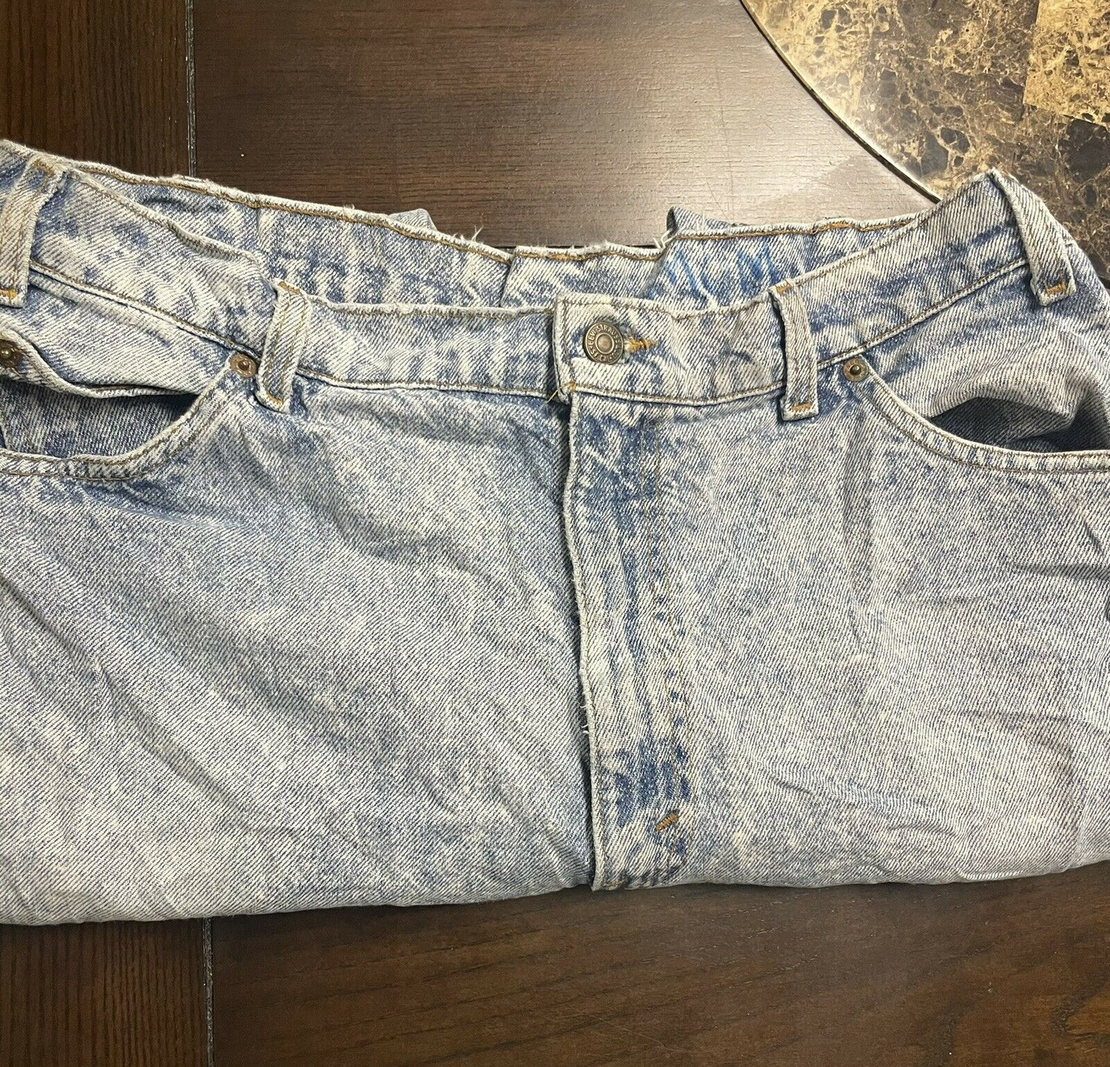 vintage levis jeans 501 made in usa - image 5