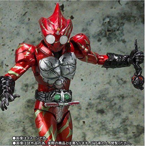 mejor servicio S.H. Figuarts enmasCocheado Kamen Rider Amazon Alpha 2nd 2nd 2nd temporada Ver. figura De Acción  barato en alta calidad