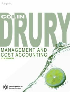 Management-and-cost-accounting-by-Colin-Drury-Paperback-FREE-Shipping-Save-s