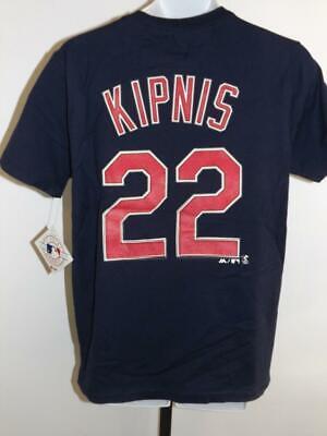 New-minor Fehler #22 Jason Kipnis Cleveland Indians Jugendliche M 10/12 Medium Hoher Standard In QualitäT Und Hygiene Baseball & Softball Sport